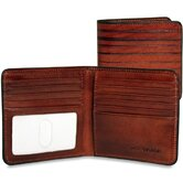 Monserrate Bi-Fold Hipster Wallet