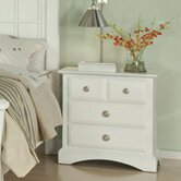 Palazzo 3 Drawer Nightstand