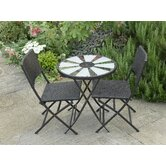 Aruba 3 Piece Table Set