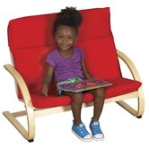 Double Seat Comfort Kid's Club Chair