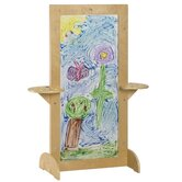 See-Thru Painting Easel