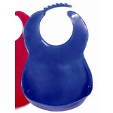 Soft Plastic Bibs (Set of 6)