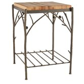 Stone County Ironworks Kitchen Carts