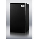"32"" x 18.75"" Refrigerator Freezer in Black"