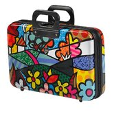 Landscape / Flowers eSleeve Briefcase