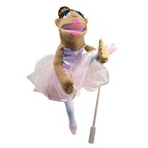 Ballerina Puppet