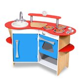 Melissa and Doug Play Kitchen Sets