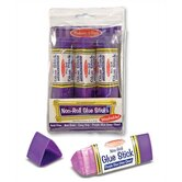 Non-Roll Glue Stick (3 pack)