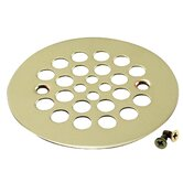 Strainer Grid Shower Drain