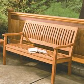 Phat Tommy Serenity Wood Garden Bench