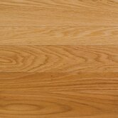 "High Gloss 5"" Engineered Red Oak in Natural"