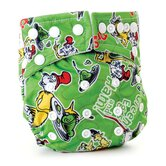 Green Eggs & Ham All in One Cloth Diaper