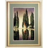 Maxfield Parrish Reservoir Framed Art