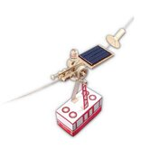 Solar Aerial Cable Car Kit