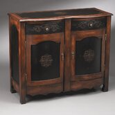 Cabinet in Antique Medium Brown