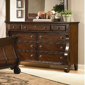 Georgetown 9 Drawer Dresser