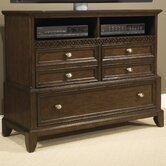 Jackson Square 3 Drawer Media Chest