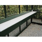 "Seedtray/Shelf 4"" D x 20"" W"