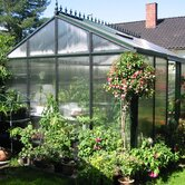 Royal Victorian Polycarbonate Greenhouse