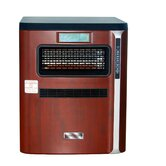Heat Pure Plus Four Function Infrared Heater, Air Purifier, Hepa Filter, Humidifier