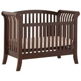 100 Series Convertible Crib in Espresso