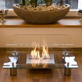 Crystal Bio Ethanol Fireplace