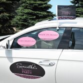 Damask Bachelorette Party Car Kit