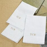 Personalized Men's Hankies (Set of 3)