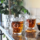 Classic Beer Tankard (Set of 4)