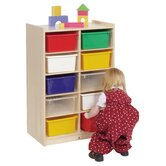10-Tray Storage Unit