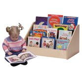 Low Toddler Book Display Unit