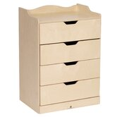 4-Drawer Dresser