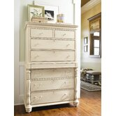 Sweet Tea 8 Drawer Tall Chest