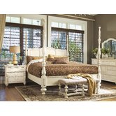 Savannah Four Poster Bed
