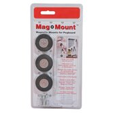 MagClip Magnetic Mag Mount Tool Holder (Set of 3)