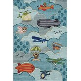 Whimsy Sky Kids Rug