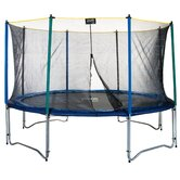 12ft Round Trampoline Set