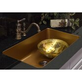 Optimum Bradford Single Bowl Undermount Commercial Self Rimming Kitchen Sink