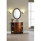 "Carlton 38"" Bathroom Vanity Set in Antique Maple"