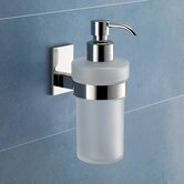 Maine Wall Mounted Soap Dispenser in Chrome