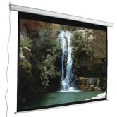 84&quot; 4:3 Aspect Ratio Electric Screen in Matte White