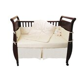 Organic 4 Piece Crib Set
