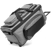 2-Wheeled Stand Alone Travel Duffel