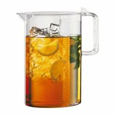 Ceylon 51 oz Iced Tea Jug and Water Infuser Set