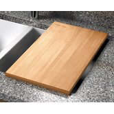 12&quot; x 17.25&quot; Hard Rock Maple Wood Cutting Board