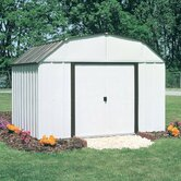 Concord  Steel Storage Shed