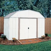 Lexington  Steel Storage Shed