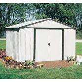 Arlington  Steel Storage Shed