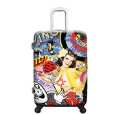 De La Nuez 26&quot; Hardsided Spinner Suitcase
