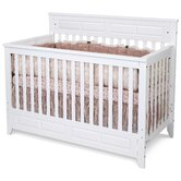 Logan Lifetime 2-in-1 Convertible Crib